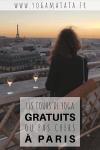 Voici un petit annuaire des cours de yoga gratuits ou pas chers à Paris, pour les yogi et yogini au petit budget ou qui souhaitent tout simplement débuter le yoga et décoouvrir différents studios de yoga, styles de yoga et profs de yoga sans se ruiner !