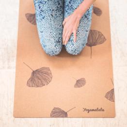acheter tapis de yoga naturel