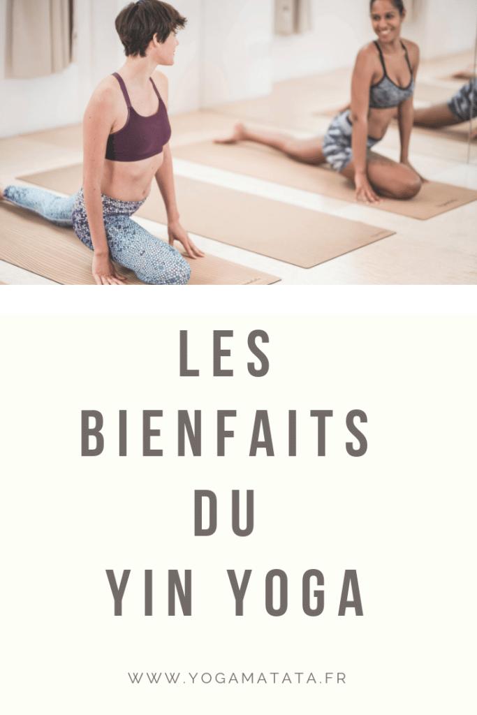 Le Yin Yoga, qu'est-ce que c'est ? Découvrez l'histoire et les bienfaits de ce style de yoga doux de plus en plus populaire !