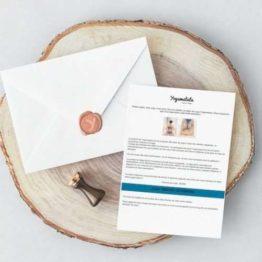 La carte cadeau yoga Yogamatata, pour offrir un tapis de yoga ! #yoga