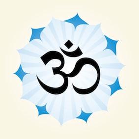 OM mandala OM sanskrit art fleur yoga #om #yoga #yogaart #sanskrit