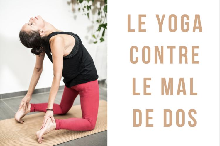 des vidéos de yoga pour le mal de dos