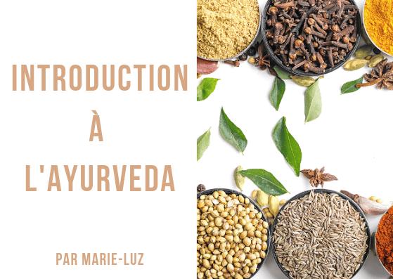 Ce petit guide vous donnera toutes les bases pour comprendre les bases de l'ayurveda ! #ayurveda #yoga
