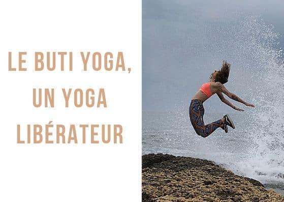 buti yoga style de yoga dynamique