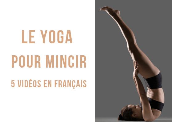 Voici une sélection de vidéos de cours de yoga dédiés spécifiquement à la minceur. Installez-vous sur votre tapis de yoga, c'est partiii !