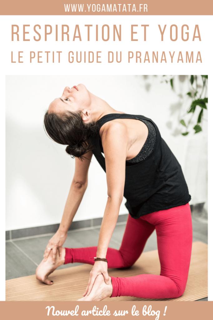 La respiration, énergie vitale ! Une évidence me direz-vous, mais n'avez-vous jamais ressenti lors de certaines activités à quel point vous reteniez votre respiration ? En réalité, bien respirer n'est pas une évidence, mais cela peut se travailler. Et le yoga est une pratique merveilleuse pour (re)découvrir son souffle. Embarquez sur votre tapis de yoga et nous allons ensemble explorer les liens entre respiration et yoga, et découvrir le pranayama ! #yoga #respiration #pranayama #bienetre #santé #méditation #relaxation