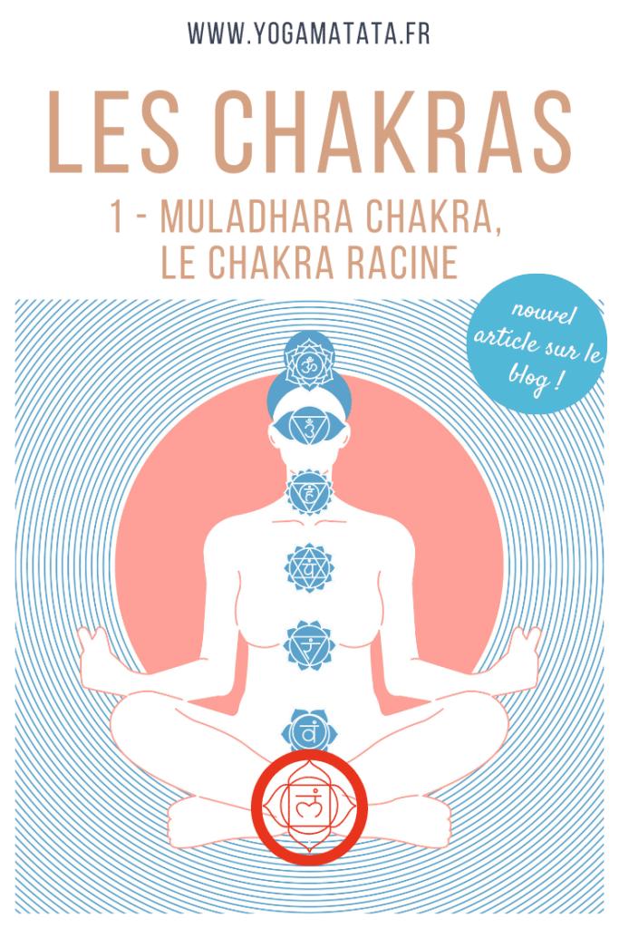 Muladhara Chakra le chakra sacré, le premier chakra
